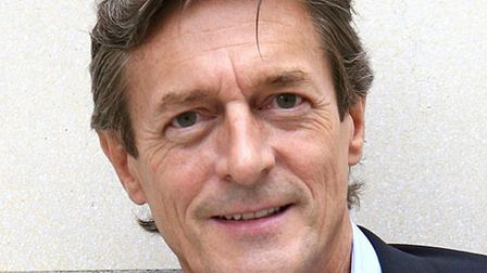 Nigel Havers will be appearing at the Holt Festival. Picture: supplied by Holt Festival
