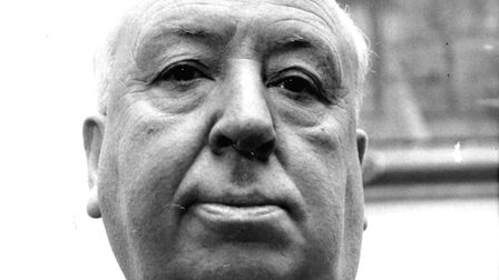 Legendary film director Alfred Hitchcock. Picture: EDP library