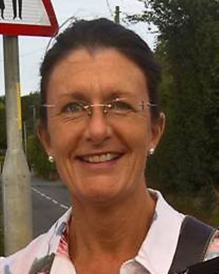Elaine Addison, Labour candidate for North Walsham West at the North Norfolk District Council electi