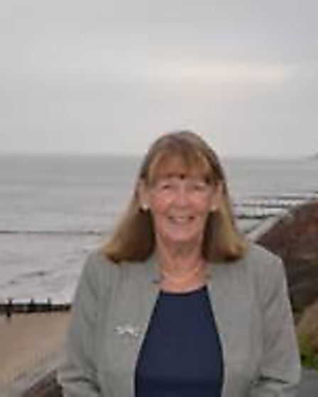 Angie Fitch-Tillett, Independent candidate for Poppyland in the 2019 North Norfolk District Council
