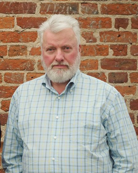Don Birch, Liberal Democrat candidate for North Walsham West in the 2019 North Norfolk District Coun