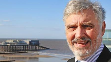 Dr Mike Bossingham, Green candidate for Cromer Town in the 2019 North Norfolk District Council elect