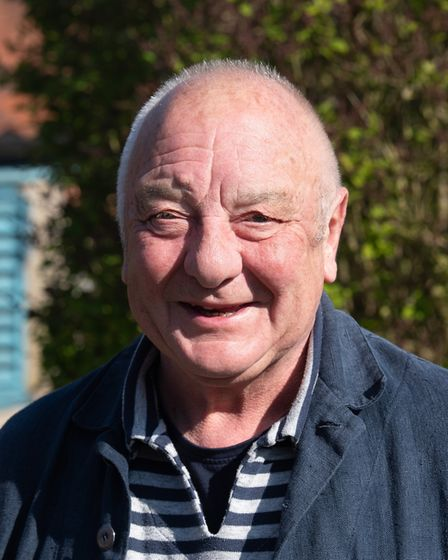 Mike Pert, Liberal Democrat candidate for Stibbard at the North Norfolk District Council election in