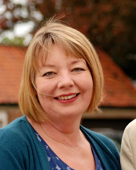 Wendy Fredericks, Liberal Democrat candidate for Mundesley in the 2019 North Norfolk District Counci