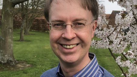 Christopher Cushing, Conservative candidate for Lancaster North in the 2019 North Norfolk District C