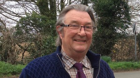 Roy Reynolds, Conservative candidate for Lancaster South in the 2019 North Norfolk District Council