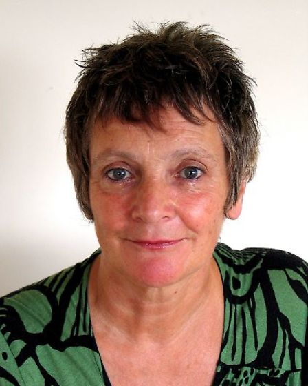 Mandy McKenna, Labour candidate for North Walsham East at the North Norfolk District Council electio
