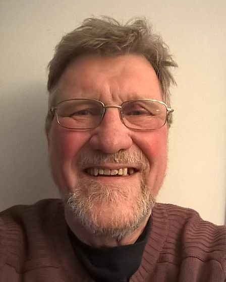 Stephen Green, Green candidate for Erpingham in the 2019 North Norfolk District Council election. Pi
