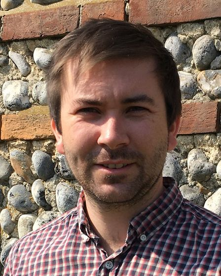 Callum Ringer, Independent candidate for Gresham in the 2019 North Norfolk District Council election