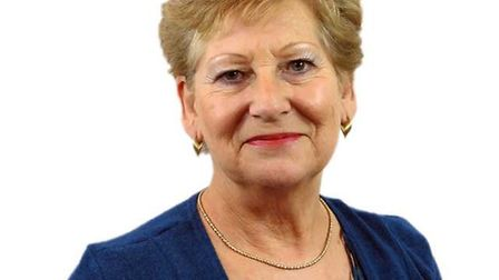 Pauline Porter, Independent candidate for Happisburgh in the 2019 North Norfolk District Council ele