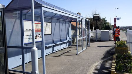 Sheringham train station and platform will remain closed until Thursday, May 16, after a fault was d
