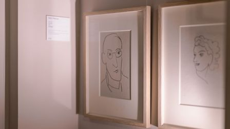 The Capital Culture Gallery in Coltishall is hosting an exhibition of Henri Matisse prints. Image: S