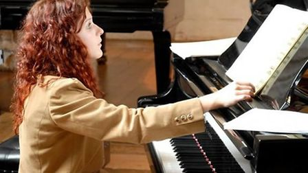 Internationally renowned classical pianist Veronika Shoot, who will be performing at St Andrew's Chu