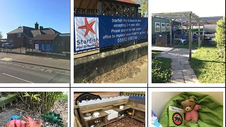 Starfish pre-school opens. Picture: supplied by David Hopkins