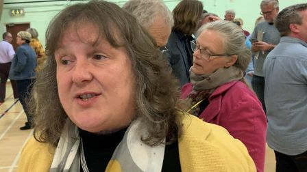 North Norfolk Liberal Democrat group leader Sarah Butikofer said she was bowled over by the results