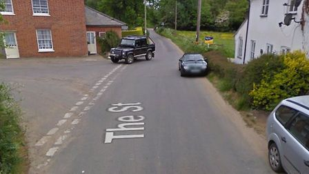 This is Aldborough in north Norfolk. Picture: Google Maps