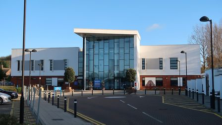 A general view of Cromer and District Hospital, where weekly sessions for people affected by cancer