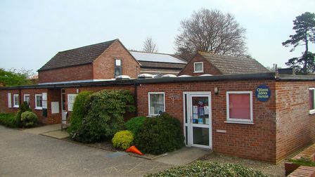 Holt Community Centre, where town counicl meetings are held. Town and parish councillors were voted