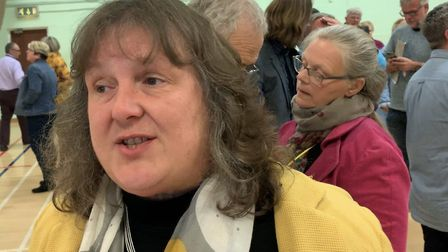 NNDC leader Sarah Butikofer is urging people to attend a public meeting. Picture: STUART ANDERSON
