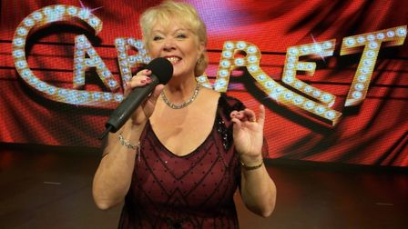 Catherine Terry, who is returning to Sheringham for a variety show based on her career. Picture: SUP