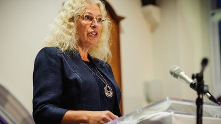 City College Norwich and Paston College principal Corrienne Peasgood. Pic: JASON BYE