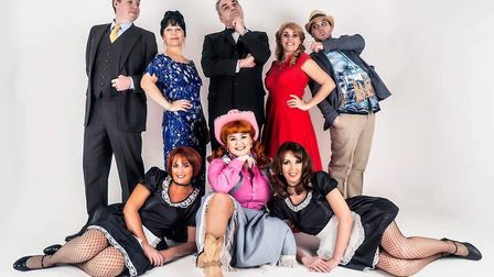 Cromer and Sheringham Operatic Society presents a stage version of the classic comedy film Dirty Rot