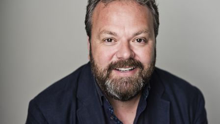 Hal Cruttenden will headline an upcoming stand-up comedy night in North Walsham. Picture: SUPPLIED B