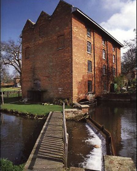 Letheringsett watermill is the only working watermill in Norfolk. Photo: Michelle Thurlow