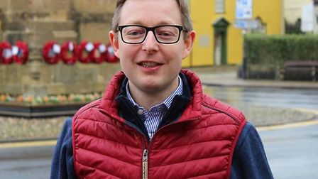 Duncan Baker, Conservative group leader at NNDC. Picture: SUPPLIED BY THE CANDIDATE