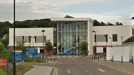 Cromer Hospital is hosting a stroke awareness event. Picture: Google StreetView