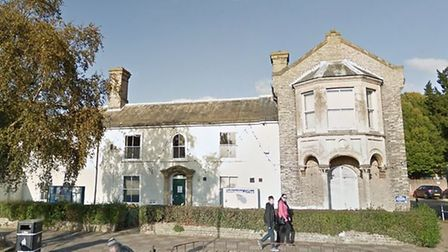The former North Walsham Town Council office in New Road, which could become a Wetherspoon pub. Pict