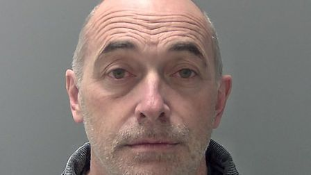 Robert Eustace, 54, has been jailed for more than five years after pleading guilty to six sexual off