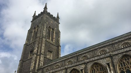 The North East Norfolk Bird Club live stream baby peregrines hatching. Pic: Archant