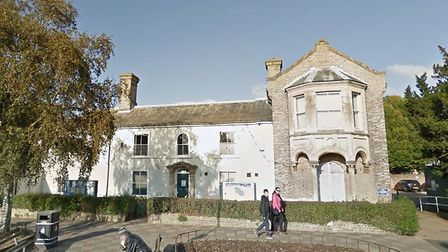 The former North Walsham Town Council office in New Road, North Walsham. Picture: GOOGLE STREETVIEW