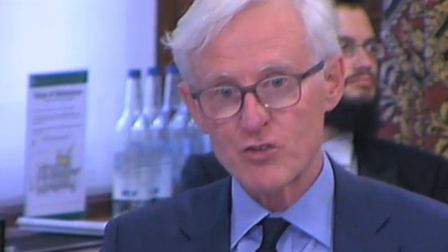 Norman Lamb is celebrating a phone mast finally going live in North Walsham. Photo: UK Parliament