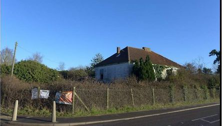 Plans for 66 homes lodged for Bradfield Road/ Cromer Road in North Walsham. Picture: Planning docume