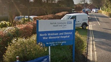 North Walsham and District war memorial hospital. Picture: Google Maps