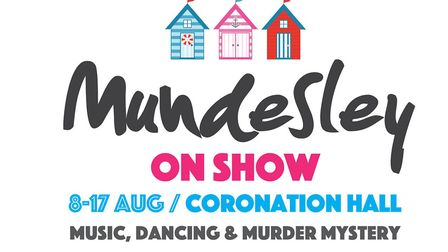 Mundesley on Show logo. Pictures: supplied by Kathryn Moore