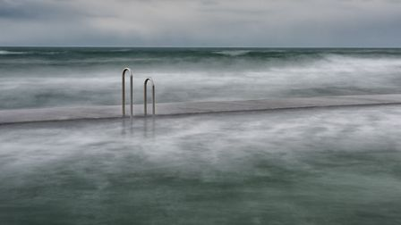 North Norfolk Photographic Society. Sea Pool, Nicfk Akers. Pictures: supplied by Robin Johnson