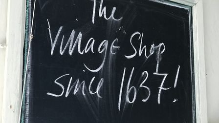 The fourth oldest shop in Britain, Itteringham village shop has a long and proud history. Picture: N