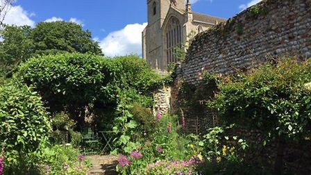 Cley Open Gardens. Pictures: Mel Kemp
