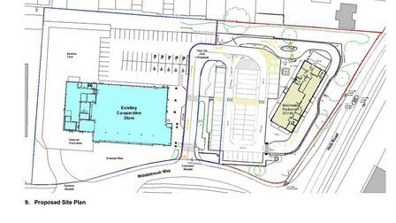 McDonald's could be coming to Cromer. Pictures: Planning documents
