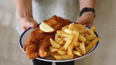 Eric's fish and chips in Holt is opening on July 18. Picture: Eric's