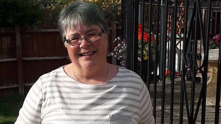 Winner of the Big Bash poetry competition, Alison Myers-Ward. Picture: supplied by Graham Jones