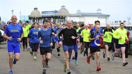 North Norfolk Beach Runners are supporting the Mammoth Marathon along the north Norfolk coast. File
