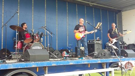 The first Rocky's Road festival in Aylsham raised more than £2,500 for Kidney Care UK and was attend