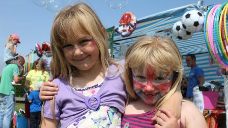 Fun for all the family at Rock Bodham music festival.Picture: KAREN BETHELL