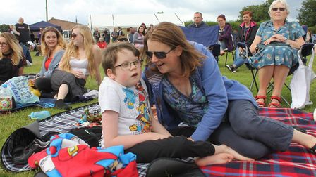 Festival fun for all the family at the annual Rock Bodham music festival.Picture: KAREN BETHELL