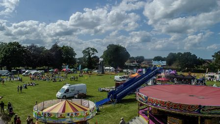 A scene from the North Walsham Funday 2019. Picture: Andrea Hudson Photography