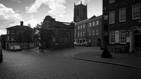 Fakenham is one of four north Norfolk towns set to receive a pot of money. Picture: Courtesy of Acti